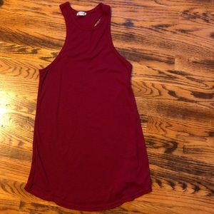 Free People Long/ Lean Tank Top